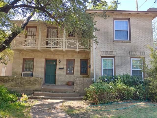 6300 Belmont Avenue, Dallas, TX 75214 (MLS #14174529) :: Robbins Real Estate Group
