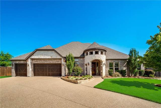 804 Goose Court, Forney, TX 75126 (MLS #14174531) :: The Real Estate Station
