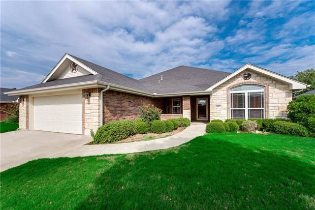 5017 Many Waters Drive, Abilene, TX 79602 (MLS #14174599) :: The Chad Smith Team