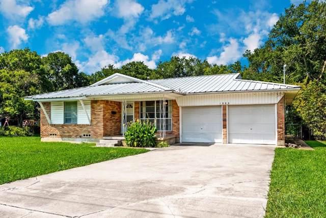 1002 Grant Drive, Sherman, TX 75092 (MLS #14174615) :: Lynn Wilson with Keller Williams DFW/Southlake