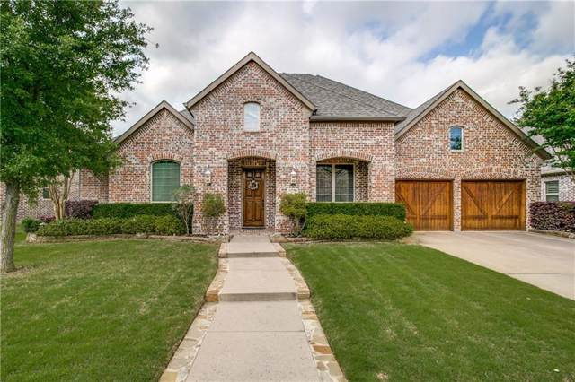 4240 Wilson Creek Trail, Prosper, TX 75078 (MLS #14174618) :: Real Estate By Design