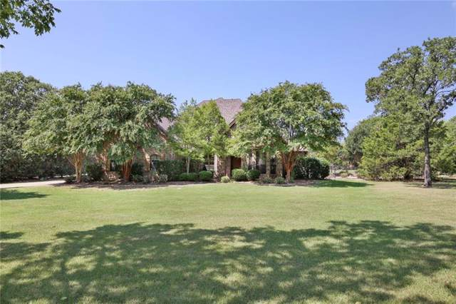 160 Trailing Oaks Drive, Double Oak, TX 75077 (MLS #14174707) :: Baldree Home Team
