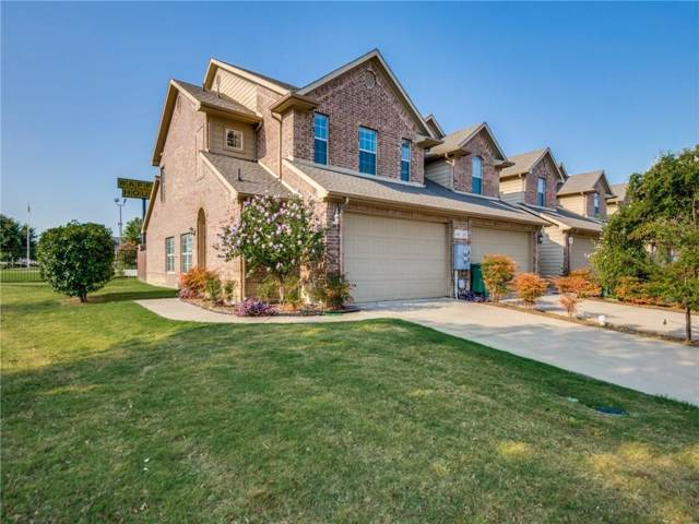 110 Barrington Lane, Lewisville, TX 75067 (MLS #14174712) :: The Rhodes Team