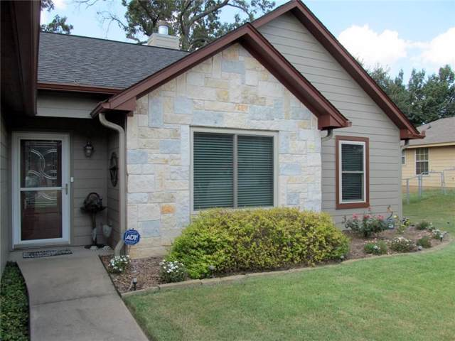 807 Eastfield Drive, Winnsboro, TX 75494 (MLS #14174714) :: RE/MAX Town & Country