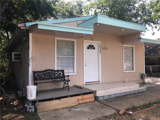 2328 Lucas Drive, Dallas, TX 75219 (MLS #14174760) :: Vibrant Real Estate