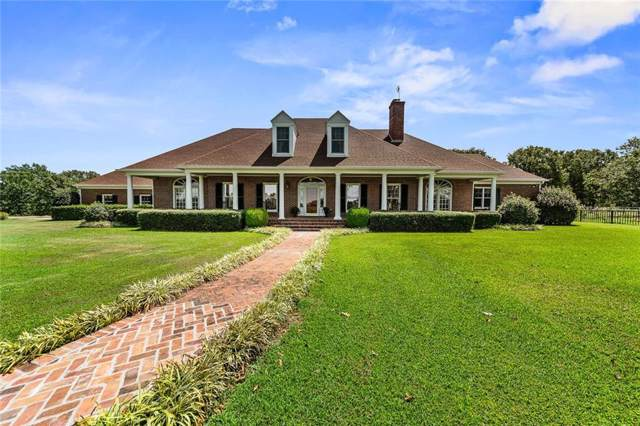 502 County Road 42520, Paris, TX 75462 (MLS #14174769) :: The Mauelshagen Group
