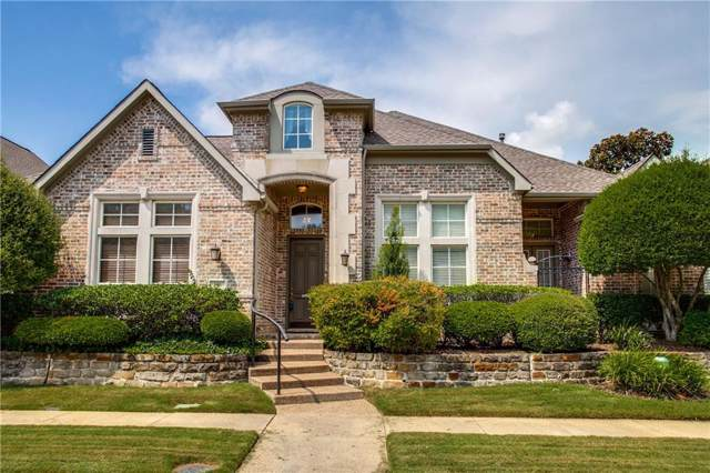 106 Stonehaven Court, Mckinney, TX 75072 (MLS #14174860) :: RE/MAX Town & Country