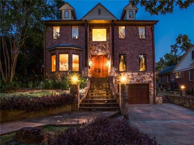 1018 Lausanne Avenue, Dallas, TX 75208 (MLS #14174866) :: Real Estate By Design