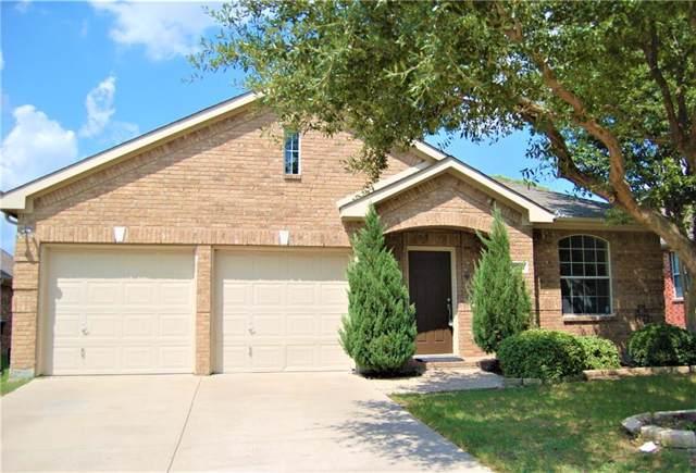 11484 Henderson Drive, Frisco, TX 75035 (MLS #14174915) :: The Rhodes Team