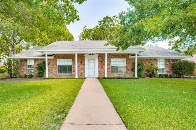 4358 Balboa Drive, Fort Worth, TX 76133 (MLS #14174936) :: Real Estate By Design