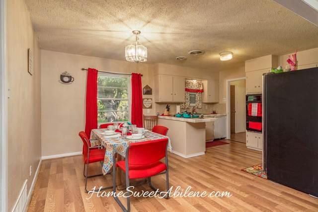 1450 Glendale Drive, Abilene, TX 79603 (MLS #14174963) :: Lynn Wilson with Keller Williams DFW/Southlake