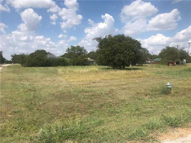 TBD E Park Street, Frost, TX 76641 (MLS #14174966) :: The Heyl Group at Keller Williams