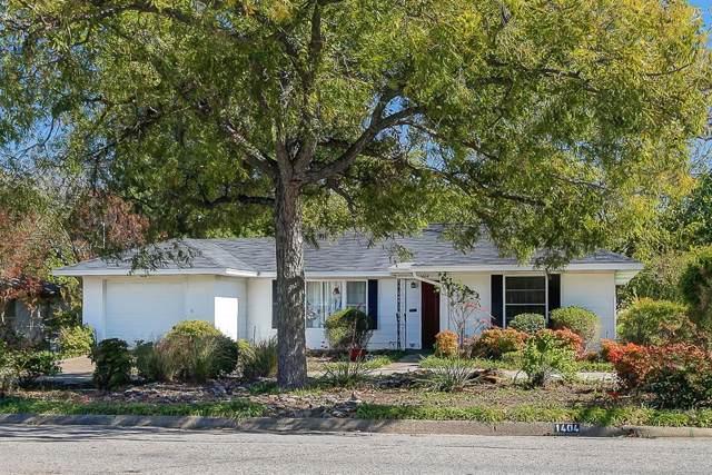 1404 N Waddill Street, Mckinney, TX 75069 (MLS #14174970) :: Baldree Home Team