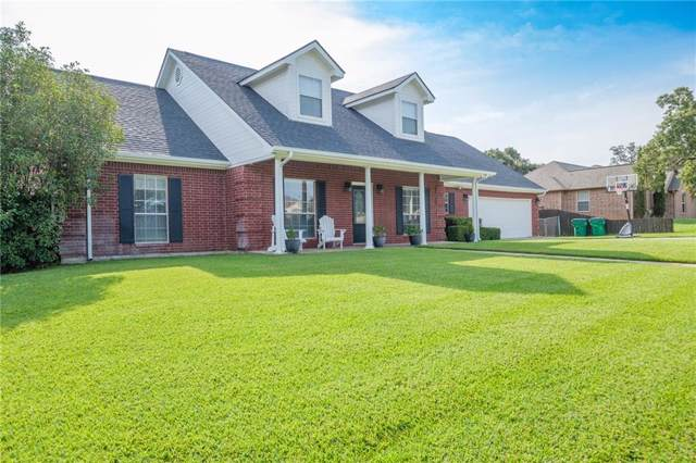 605 Grand Oaks Court, Alvord, TX 76225 (MLS #14175041) :: The Heyl Group at Keller Williams
