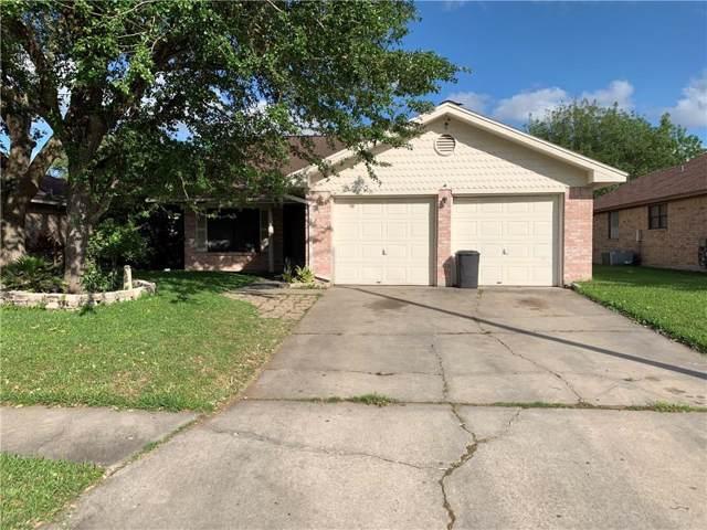 106 Pecanwood Place, Port Lavaca, TX 77979 (MLS #14175126) :: EXIT Realty Elite