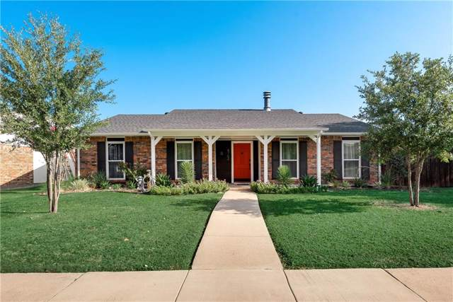 4762 Wagner Drive, The Colony, TX 75056 (MLS #14175128) :: Vibrant Real Estate