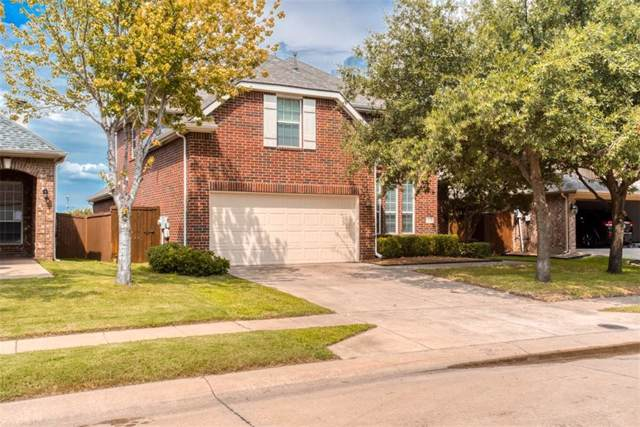 1700 Nicklaus Court, Mckinney, TX 75072 (MLS #14175249) :: The Tierny Jordan Network