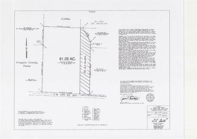 TBD Fm 902, Sherman, TX 75090 (MLS #14175251) :: Lynn Wilson with Keller Williams DFW/Southlake