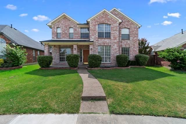 5641 Overland Drive, The Colony, TX 75056 (MLS #14175266) :: Kimberly Davis & Associates
