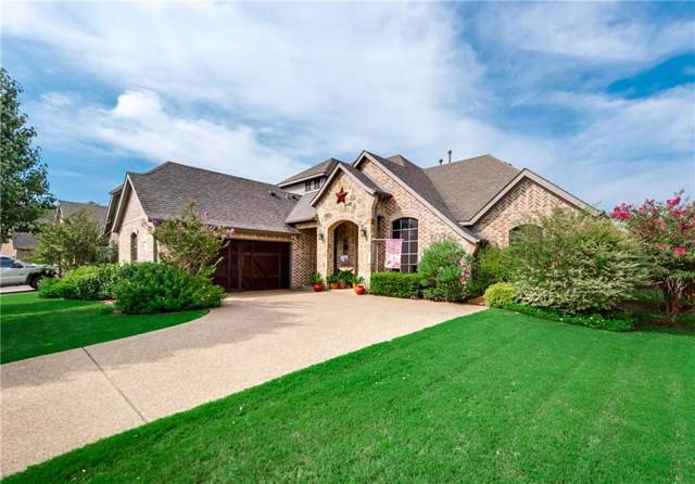 1217 Grayhawk Drive, Forney, TX 75126 (MLS #14175273) :: The Real Estate Station