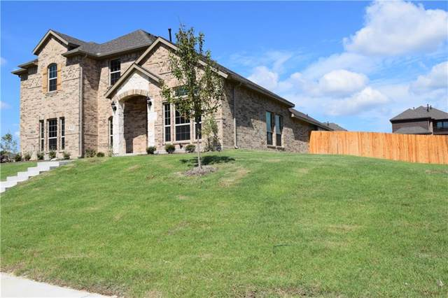 1625 Sagewood Drive, Desoto, TX 75115 (MLS #14175338) :: The Mitchell Group