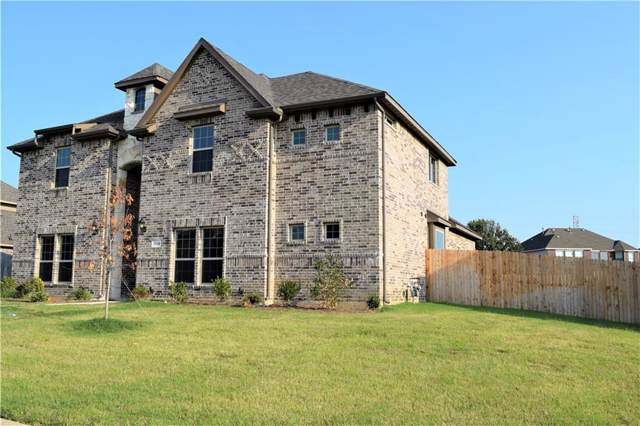 1709 Chacon Canyon Drive, Desoto, TX 75115 (MLS #14175340) :: The Mitchell Group