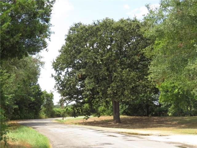 TBD Fcr 601, Teague, TX 75860 (MLS #14175348) :: The Chad Smith Team