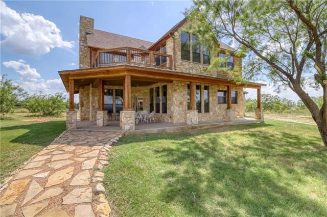 1060 Gordon Mtn Vw Court, Possum Kingdom Lake, TX 76449 (MLS #14175456) :: The Heyl Group at Keller Williams