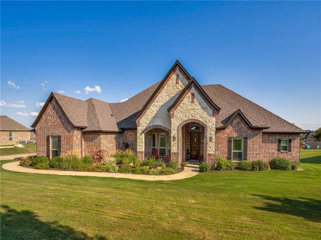 400 Seis Lagos Trail, Lucas, TX 75098 (MLS #14175471) :: Frankie Arthur Real Estate