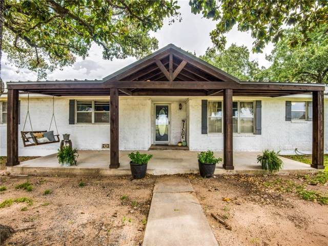 4480 E Highway 380, Decatur, TX 76234 (MLS #14175474) :: All Cities Realty