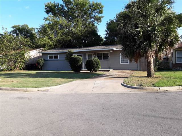 4232 Asbury Avenue, Fort Worth, TX 76119 (MLS #14175489) :: RE/MAX Town & Country