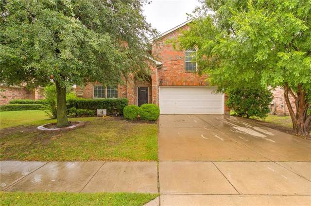 10433 Hideaway Trail, Fort Worth, TX 76131 (MLS #14175539) :: RE/MAX Town & Country