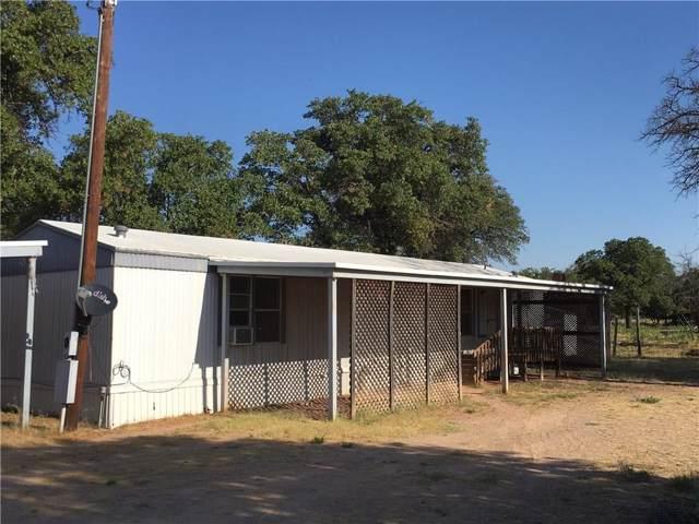 5280 Private Road 710, Hawley, TX 79525 (MLS #14175560) :: RE/MAX Pinnacle Group REALTORS