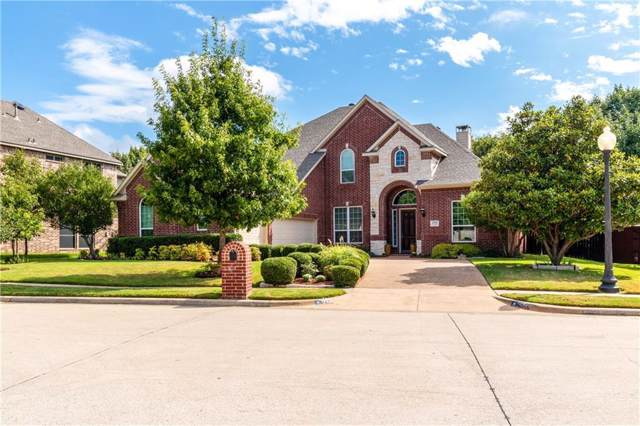 2528 Matterhorn Lane, Flower Mound, TX 75022 (MLS #14175585) :: The Heyl Group at Keller Williams