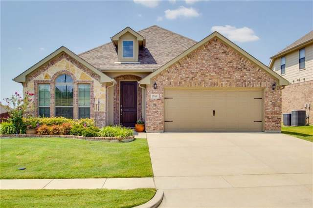15349 Mallard Creek Street, Fort Worth, TX 76262 (MLS #14175599) :: The Paula Jones Team | RE/MAX of Abilene