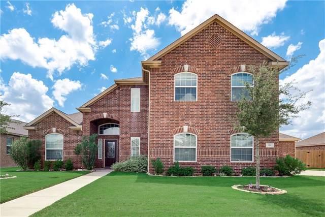 708 Roaring Springs Drive, Glenn Heights, TX 75154 (MLS #14175639) :: Kimberly Davis & Associates
