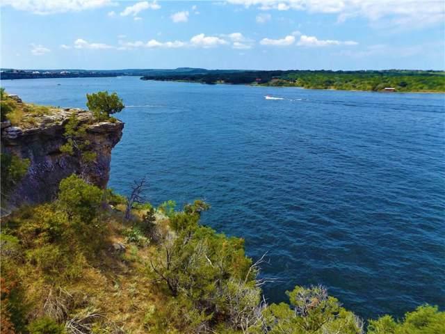 1019 Pecan Ridge, Possum Kingdom Lake, TX 76449 (MLS #14175713) :: The Heyl Group at Keller Williams