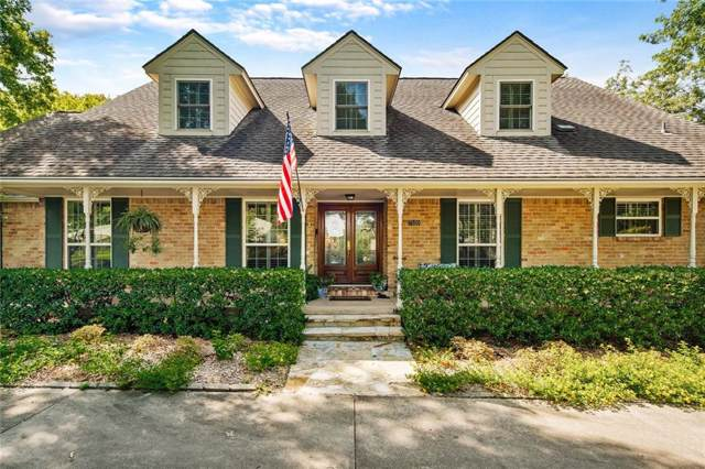 7520 Maplecrest Drive, Dallas, TX 75254 (MLS #14175723) :: Hargrove Realty Group