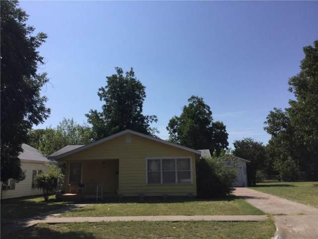 407 W Elm, Olney, TX 76374 (MLS #14175735) :: The Real Estate Station