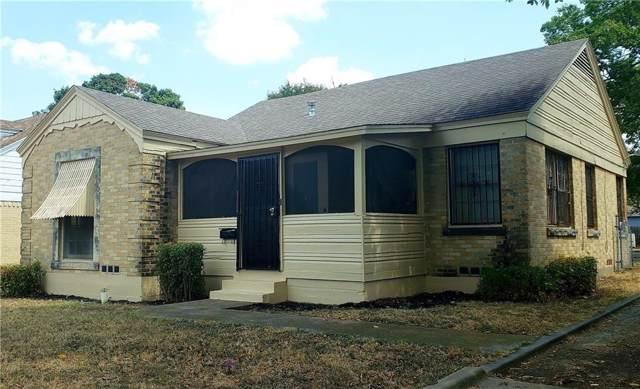 1418 S Marsalis Avenue, Dallas, TX 75216 (MLS #14175771) :: Potts Realty Group
