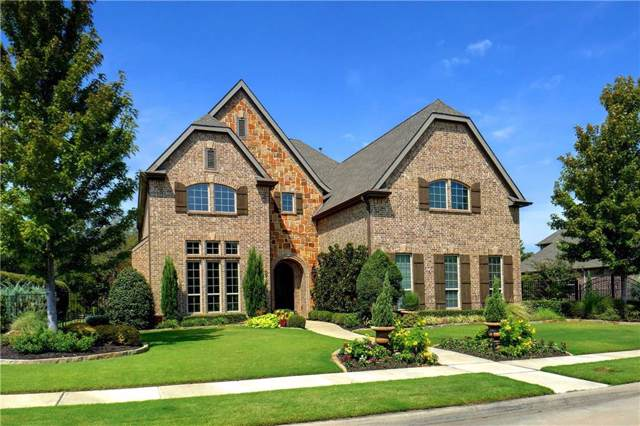 6916 Da Vinci, Colleyville, TX 76034 (MLS #14175777) :: The Tierny Jordan Network