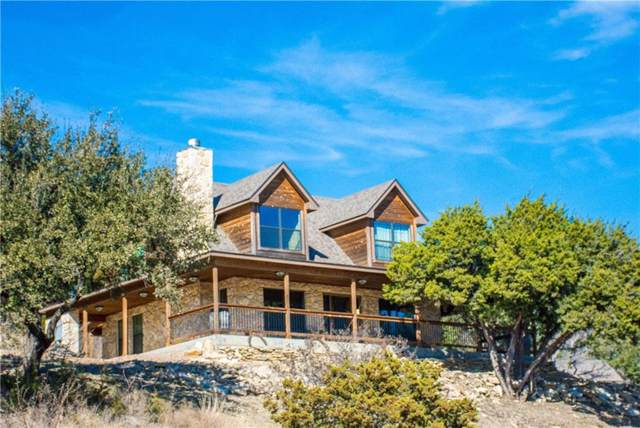 1675 Sawtooth Mountain Road, Possum Kingdom Lake, TX 76449 (MLS #14175781) :: RE/MAX Landmark