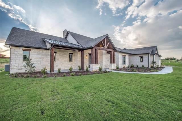 1013 Aledo Ridge Court, Aledo, TX 76008 (MLS #14175797) :: RE/MAX Town & Country