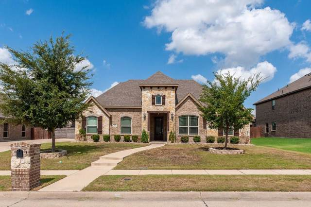 203 Debbie Way, Red Oak, TX 75154 (MLS #14175798) :: The Sarah Padgett Team