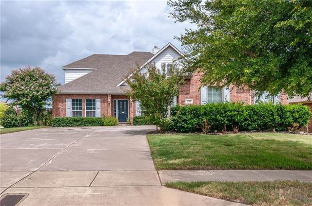3701 Lankford Trail, Fort Worth, TX 76244 (MLS #14175887) :: Real Estate By Design