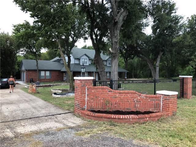152 Schneider Road, Sherman, TX 75090 (MLS #14175888) :: Lynn Wilson with Keller Williams DFW/Southlake