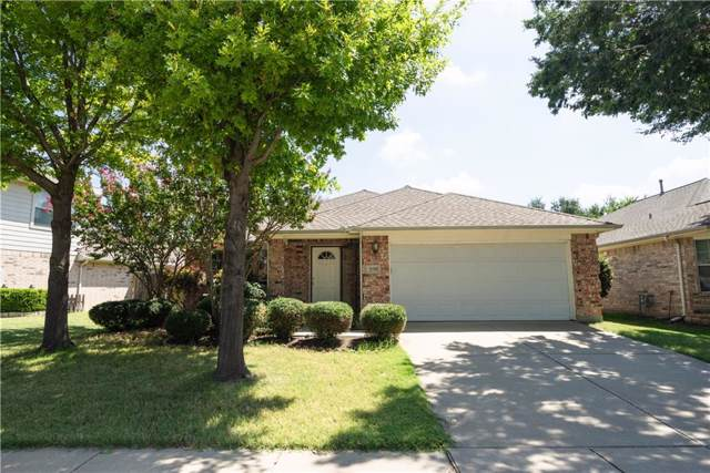 11508 Cactus Springs Drive, Fort Worth, TX 76244 (MLS #14175902) :: Real Estate By Design