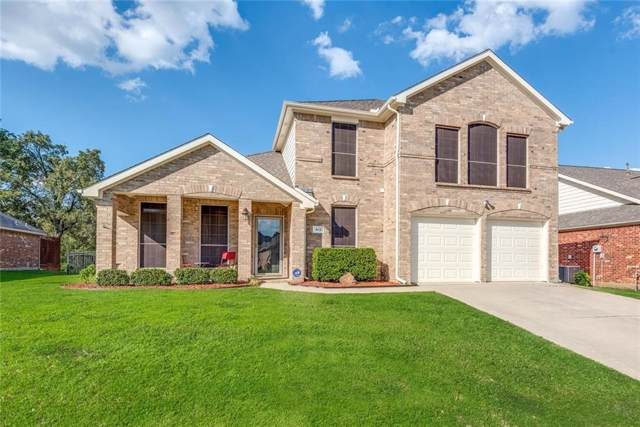 413 Springtree Road, Lake Dallas, TX 75065 (MLS #14175948) :: Real Estate By Design