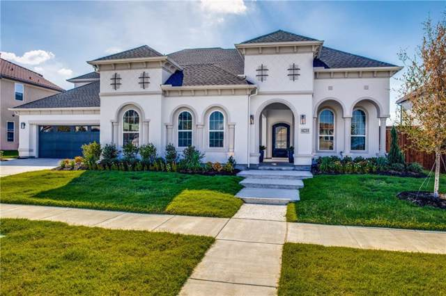 11233 Majestic Prince Circle, Frisco, TX 75035 (MLS #14175974) :: RE/MAX Town & Country