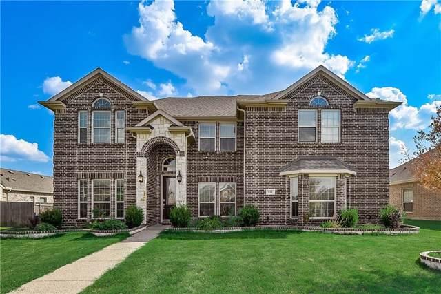 832 Regal Bluff Lane, Desoto, TX 75115 (MLS #14175994) :: The Mitchell Group